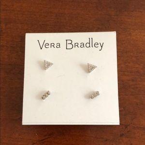 Vera Bradley Earring Set
